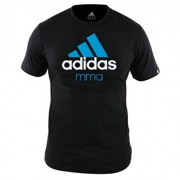 Футболка Adidas Community T-Shirt MMA Kids (детская)