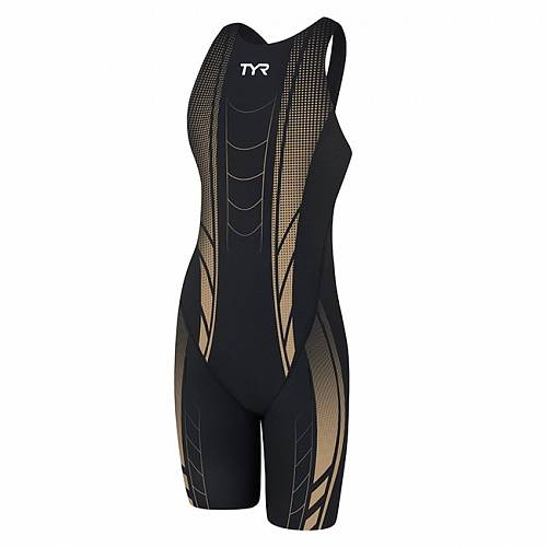 Гидрокостюм Tyr Ap12 Compression Open Back Speedsuit (женский)