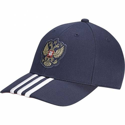 Бейсболка Adidas Russia 3 Stripes Cap