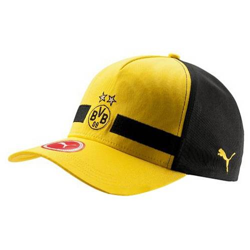 Бейсболка Puma BVB Leisure Cap