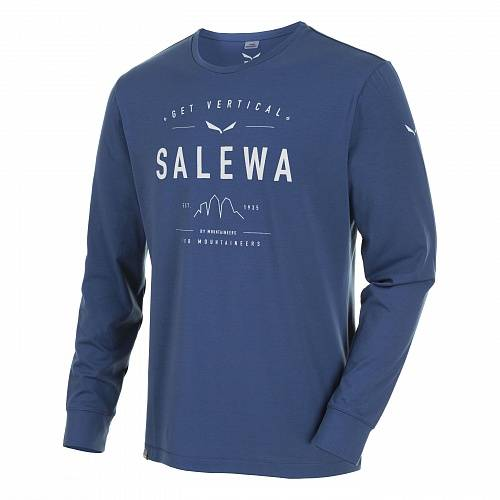 Рубашка Salewa Puez Dri-Rel Long Sleeve Tee