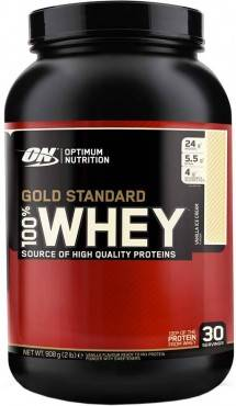 Протеин Optimum Nutrition Gold Standard Whey 908 гр