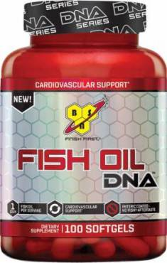 Омега-3 BSN Fish Oil DNA 100 капсул
