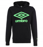 Толстовка Umbro Large Logo Oh Hooded Top