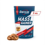 Гейнер GeneticLab Mass Gainer 3000 гр