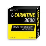 L-карнитин XXI Power L-Carnitine 3600 5х25 мл