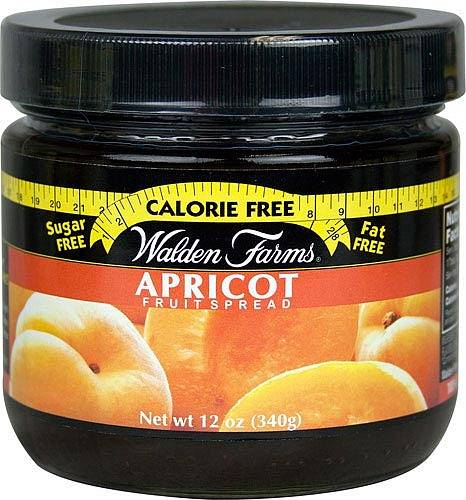 Абрикосовый джем Walden Farms Apricot Fruit Spread 340 гр