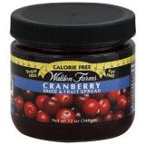 Клюквеный джем Walden Farms Cranberry Sauce Fruit Spread 340 гр