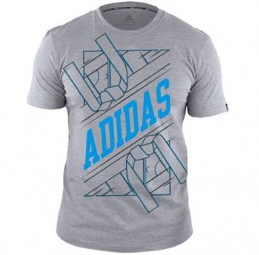 Футболка Adidas T-shirt Martial Arts