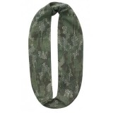 Шарф-снуд Buff Infinity Cotton Jacquard Camo Military