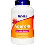Антиоксидант NOW Acerola Powder 170 гр