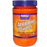 Аргинин NOW Arginine Powder 454
