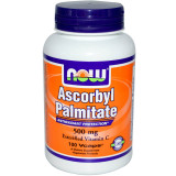 Аскорбил NOW Ascorbyl Palmitate 500 мг 100 капсул
