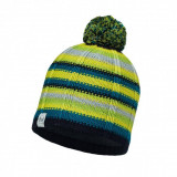 Шапка Buff Hat Knitted Lad Lime (детская)