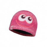 Шапка Buff Hat Knitted and Polar Monster Merry Pink (детская)