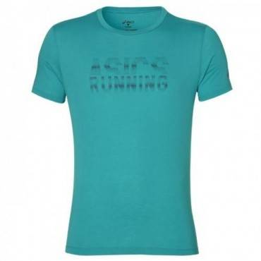 Футболка беговая Asics Graphic SS Top 141265
