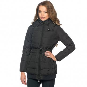Пуховик Champion 3/4 Detachable Hood Duck Down Jacket (женский)