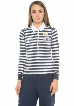Поло Champion Long Sleeve Polo T-Shirt 104683 (женское)