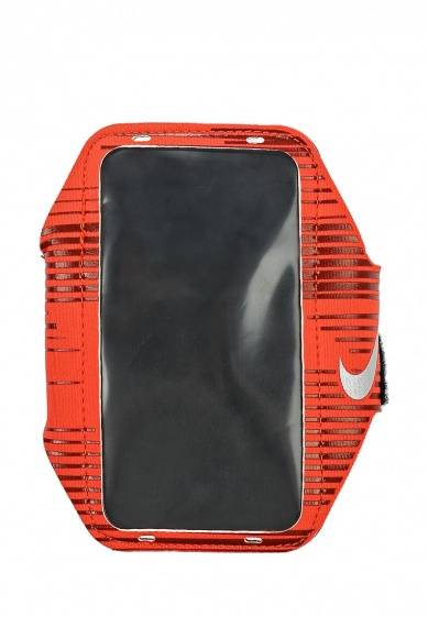 Чехол на руку Nike Printed Lean Arm Band оранжевый - - NRN68