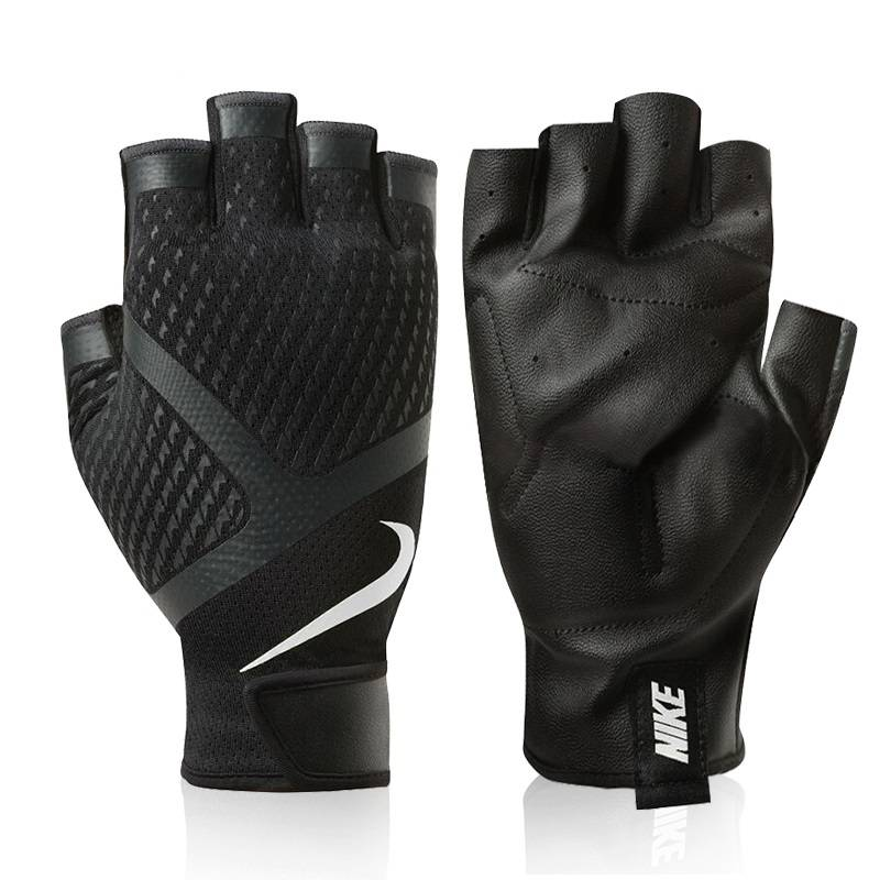 Перчатки для фитнеса Nike Mens Renegade Training Gloves черный - белый NLGB5