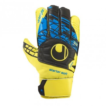 Перчатки вратарские Uhlsport Eliminator Starter Soft Lite