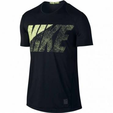 Футболка беговая Nike Pro Fitted Grind SS Top