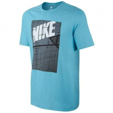 Футболка Nike Nsw Net Photo Block SS Tee