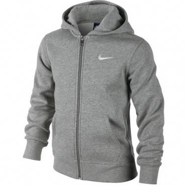 Толстовка Nike 76 Brushed Fleece Full-zip Hoody (детская)