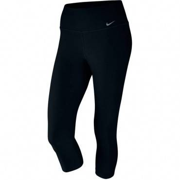 Тайтсы спортивные Nike 3/4 Dry-FIT Tights Poly (женские)