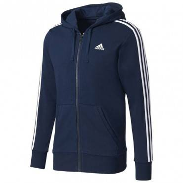 Толстовка Adidas Essentials 3-Stripes Hoodie