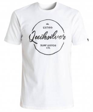 Футболка Quiksilver Classic Silvered