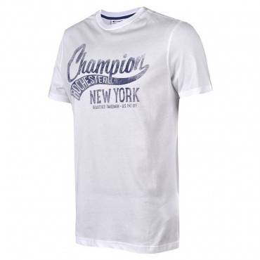 Футболка Champion Crewneck T-Shirt 208940