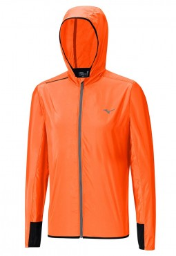 Ветровка беговая Mizuno Lightweight Hoody Jacket J2GC7003