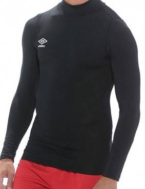 Терморубашка Umbro Baselayer Jersey LS