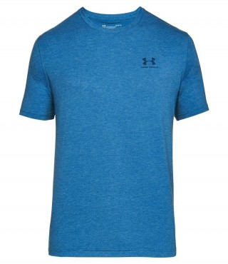 Футболка Under Armour Charged Cotton Sportstyle SS Tee