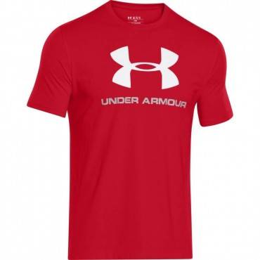 Футболка Under Armour Sportstyle Logo SS Tee