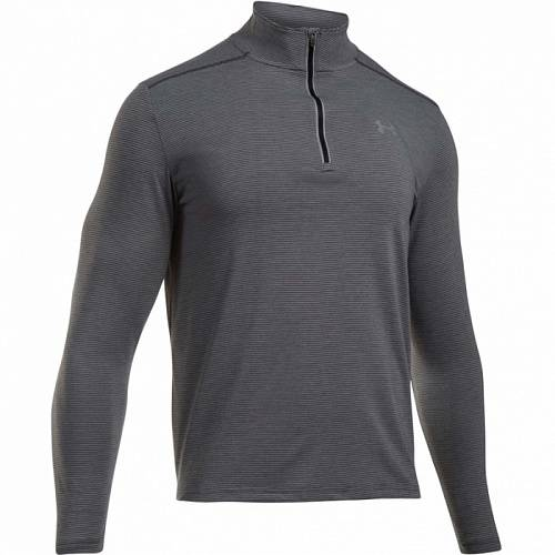 Рубашка беговая Under Armour Threadborne Streaker 1/4 Zip LS Top, 1271851-574, темно-синий цвет, S размер