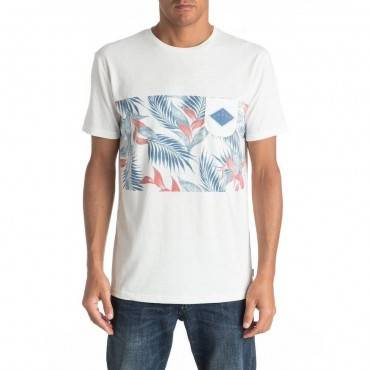 Футболка Quiksilver Faded Time Pocket Tee
