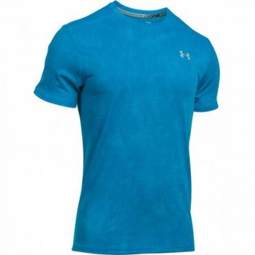 Футболка беговая Under Armour Threadborne Streaker SS Tee
