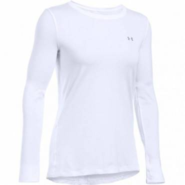 Рубашка беговая Under Armour HeatGear Armour LS Top (женская)