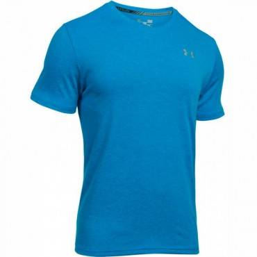 Футболка беговая Under Armour Threadborne Streaker V-Neck SS Tee