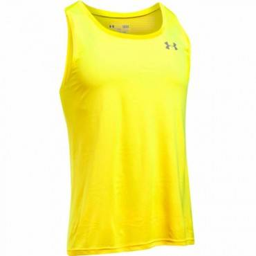 Майка беговая Under Armour CoolSwitch Run Singlet