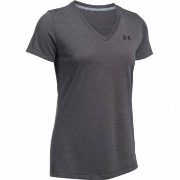 Футболка Under Armour Threadborne Train V-Neck SS Tee (женская)