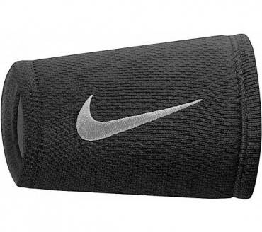 Напульсники Nike Dri-Fit Stealth Doublewide Wristbands