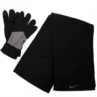 Перчатки и шарф Nike Nike Sport Fleece Tech Gloves Scarf Set