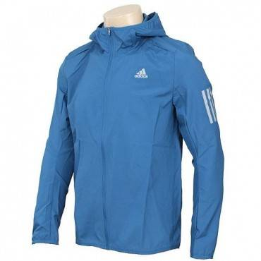 Ветровка беговая Adidas Response Hooded Wind Jacket
