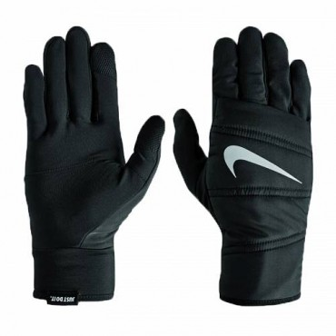 Перчатки Nike Quilted Run Gloves