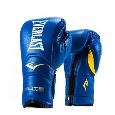 Перчатки боксерские Everlast Elite Hook Loop Training Gloves
