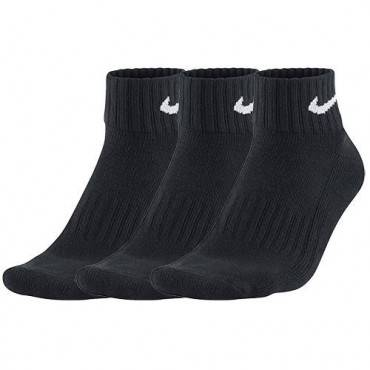 Носки Nike Value Cotton Quarter 3PPk Socks (3 пары)