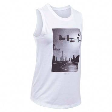 Майка беговая Under Armour Graphic Tank Road Warrior
